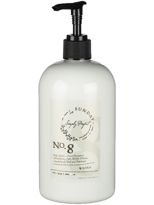No. 8 Body Lotion