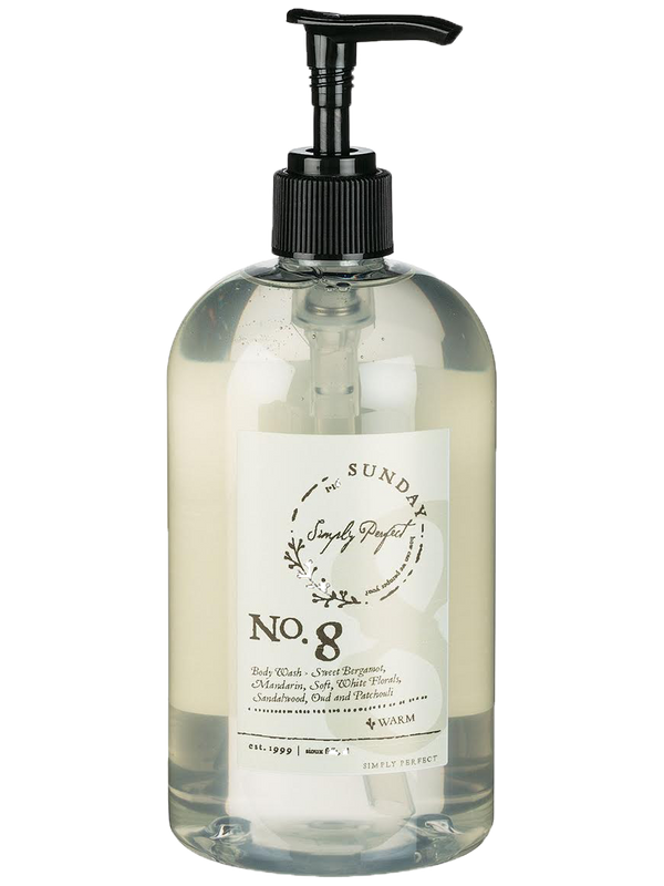 No. 8 Body Wash