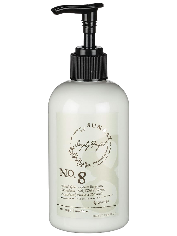 No. 8 Hand Lotion