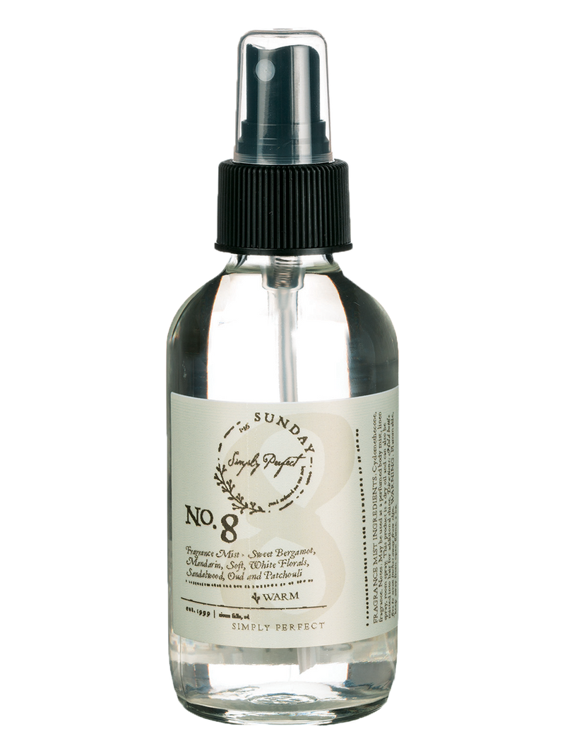 No. 8 Fragrance Mist