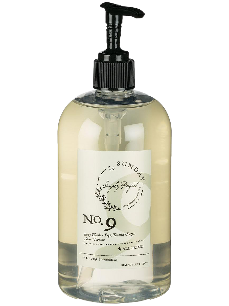 No. 9 Body Wash