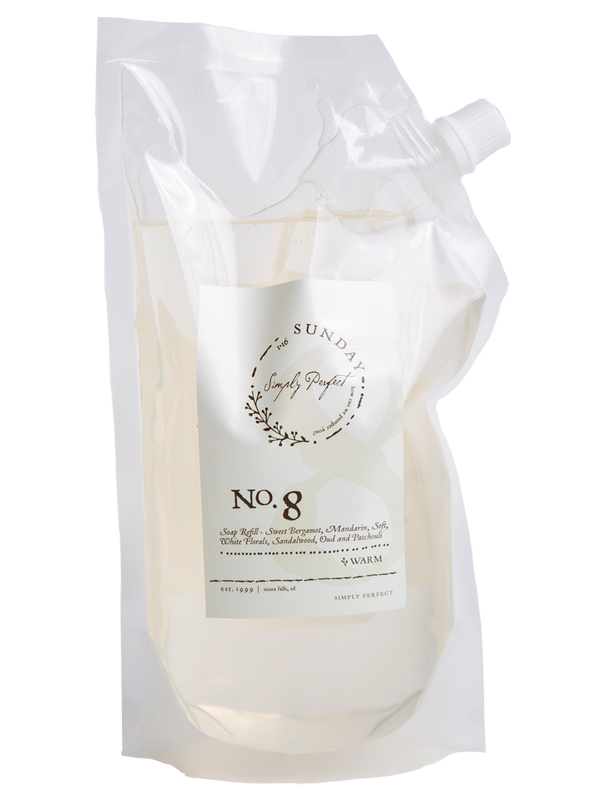 No. 8 Soap Refill