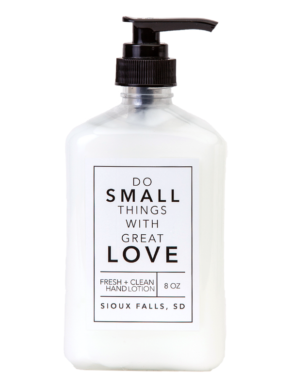 Love 8 oz Hand Lotion