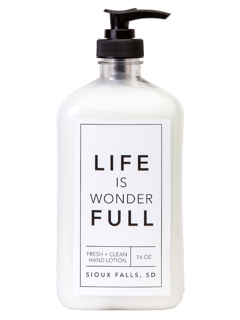 Wonderfull 16 oz Hand Lotion