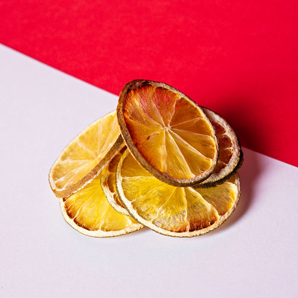 Dehydrated Limes