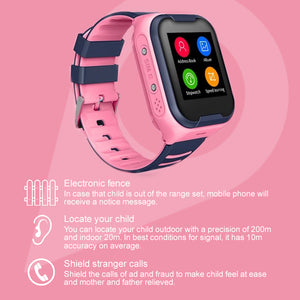 smartwatch with electronic fence