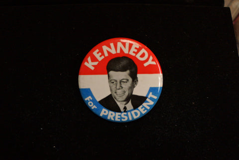 Kennedy for President Pin