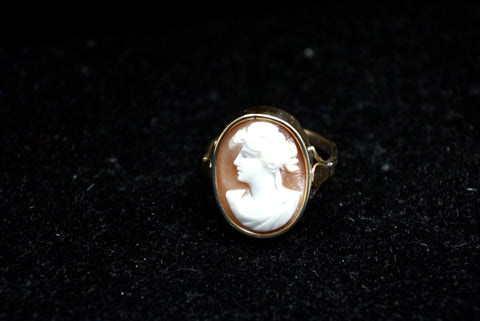 Cameo Pin SOLD