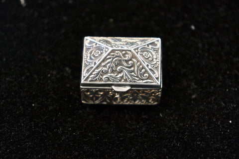 Sterling Silver Box SOLD