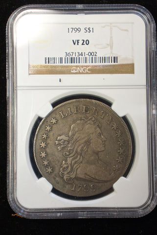 1799 $1 Coin (NGC)
