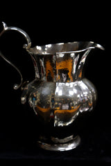 Buccellati Silver Water Pitcher