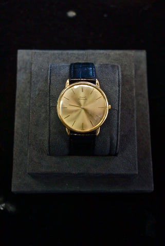 Piaget Gold Automatic Men's Wrist Watch SOLD