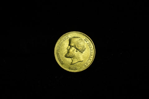 Brazil Gold Coin SOLD
