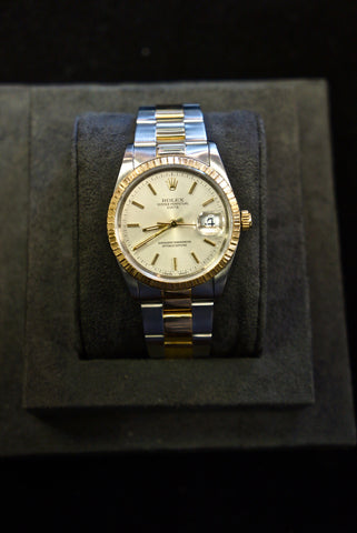 Rolex Oyster Perpetual Men's Wrist Watch SOLD
