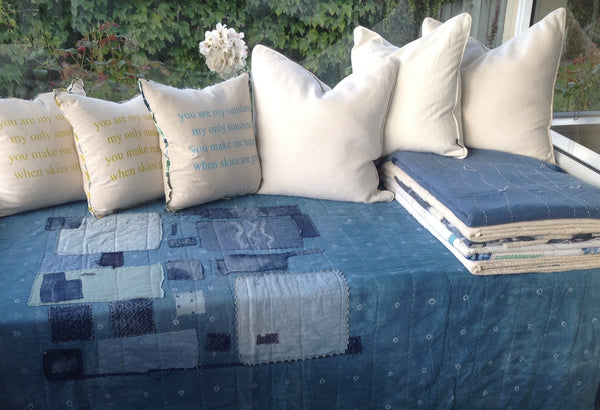 Cushions on Quilts Selection