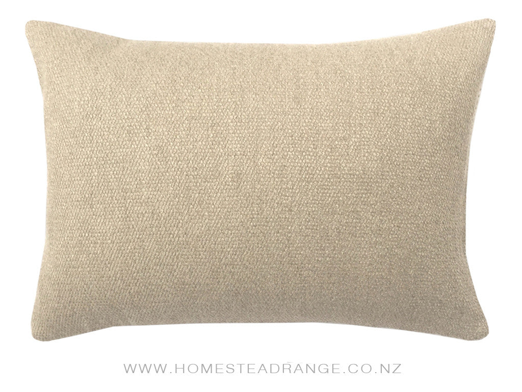 Beige Cushions Rectangle