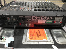 Load image into Gallery viewer, Phonic POWERPOD K12+ Analogue Mixer