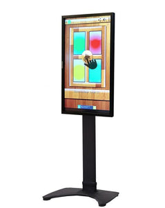 "65"" and 80"" Overlay Touchscreens with Android Device"
