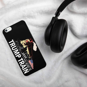 All aboard the trump iPhone Case iPhone XR iPhone 11