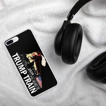 Load image into Gallery viewer, All aboard the trump iPhone Case iPhone XR iPhone 11