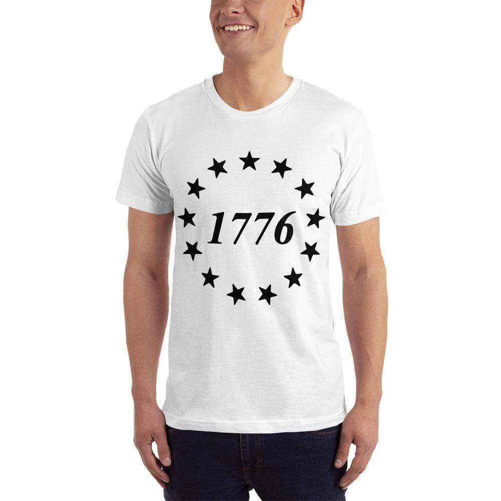 American Flag Tee Made in the 1776 USA T-Shirt