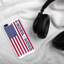 Load image into Gallery viewer, American Flag Trump Phone Case For iPhone
