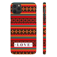 Load image into Gallery viewer, Case Mate Slim love iPhone Cases