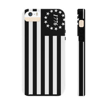 Load image into Gallery viewer, Case Mate Tough American Flag Phone Cases For iPhone