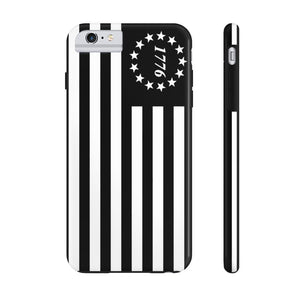 Case Mate Tough 1776 American Flag Phone Cases For iPhone