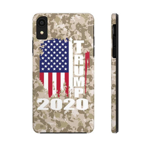 Case Mate Tough Camo Trump Phone Case for iPhone