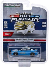 Load image into Gallery viewer, Greenlight Hot Pursuit 2017 Georgia State Patrol 1/64 Scale