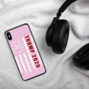 Pink Trump Phone Case For iPhone Case