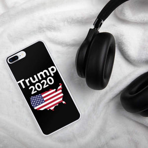 Protective trump 2020 iPhone Case
