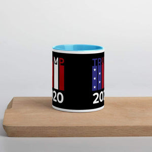 Trump 2020 Coffee Mug with Color Inside