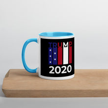 Load image into Gallery viewer, Trump 2020 Coffee Mug with Color Inside