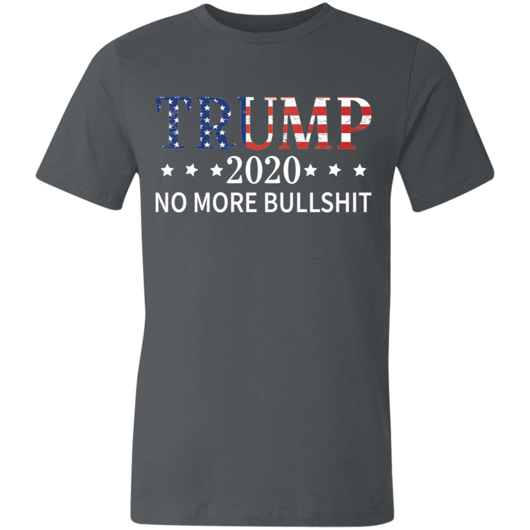 Trump 2020 No More Made in the USA Jersey Short-Sleeve T-Shirt