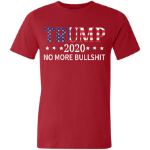 Load image into Gallery viewer, Trump 2020 No More Made in the USA Jersey Short-Sleeve T-Shirt