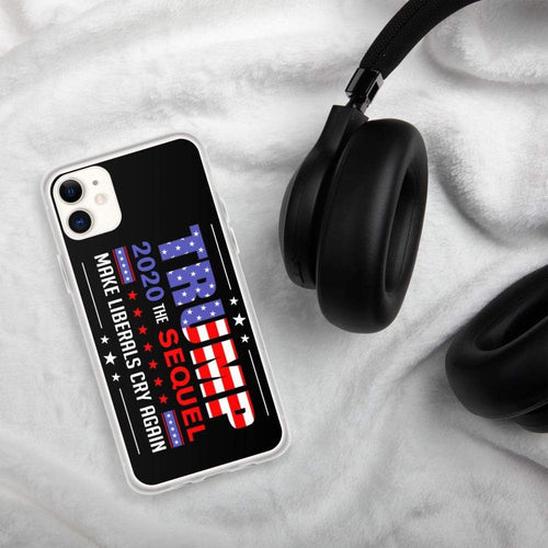 2020 The Sequel Trump iPhone Case