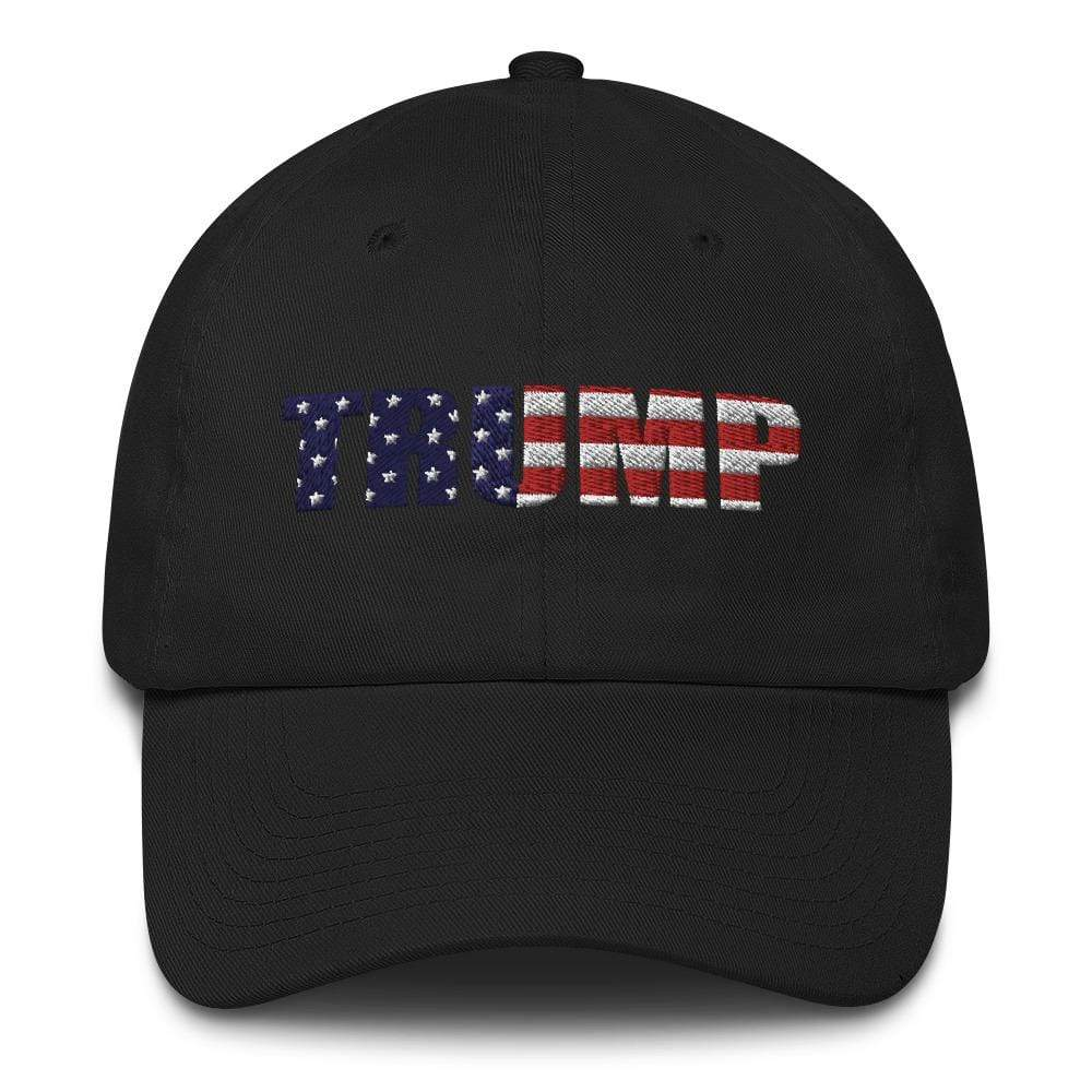 Trump Hat Cotton Cap Made in the USA