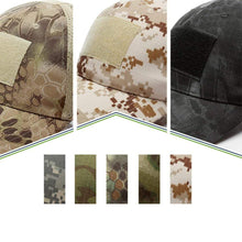 Load image into Gallery viewer, UNISEX Quick drying breathable Tactical Cap