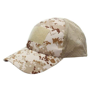 UNISEX Quick drying breathable Tactical Cap