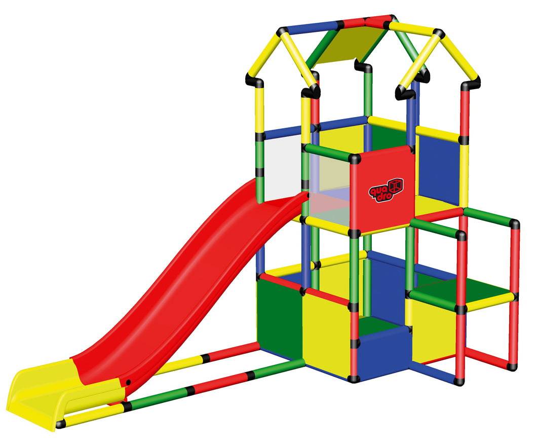 Tower with Modular Slide