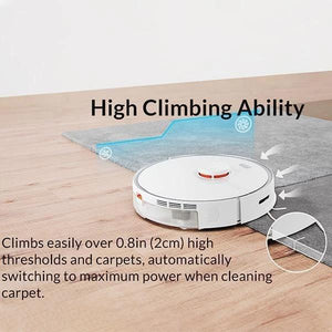 ALL-IN-ONE ROBOT FOR SWEEPING, MOPPING AND VACUUMING - DogsandHome