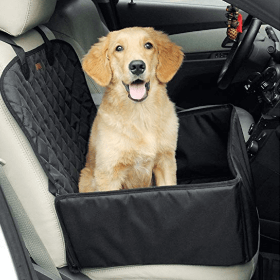 2 in 1 Pet Seat Protector - DogsandHome
