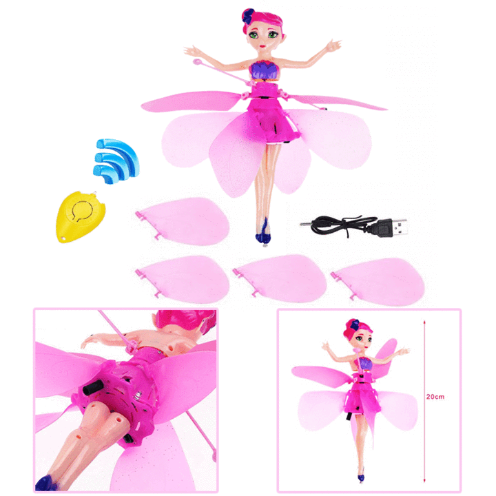 Magic Flying Fairy Toy (Limited Stock) - DogsandHome