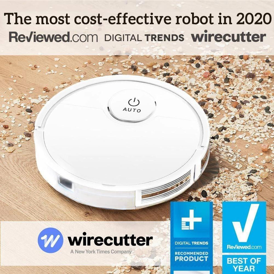 Robot Vacuum Cleaner All in One - DogsandHome