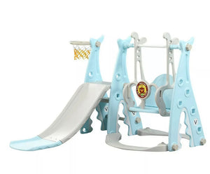 Toddler Climber Slide Swing Play Set - DogsandHome