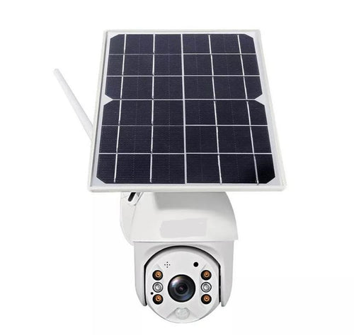 Solar Power Security Outdoor CCTV - DogsandHome