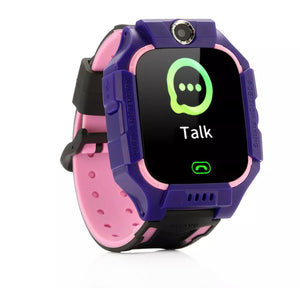 Kids Smart Watch Camera GSM SIM SOS Call Phone Game Watches - DogsandHome