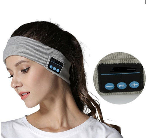 Bluetooth Music Headband - DogsandHome